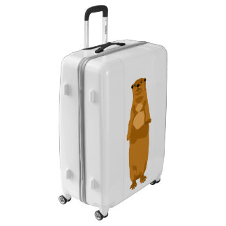 Standing Otter Luggage