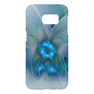 Standing Ovations, Abstract Fractal Art Samsung Galaxy S7 Case