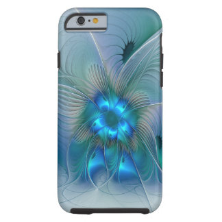 Standing Ovations, Abstract Fractal Art Tough iPhone 6 Case