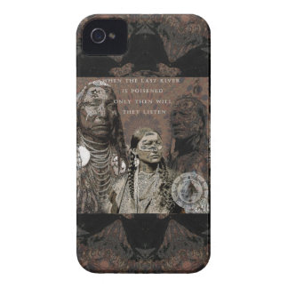 Standing Rock iPhone 4 Case