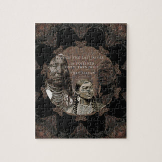Standing Rock Jigsaw Puzzle