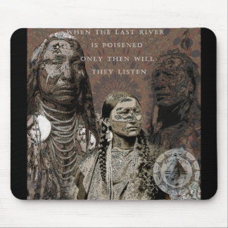 Standing Rock Mouse Pad