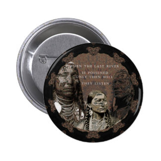 Standing Rock Pinback Button