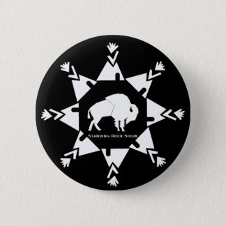 Standing Rock Sioux Pinback Button