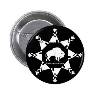 Standing Rock Sioux Pinback Button