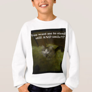 Standing Still Sweatshirt