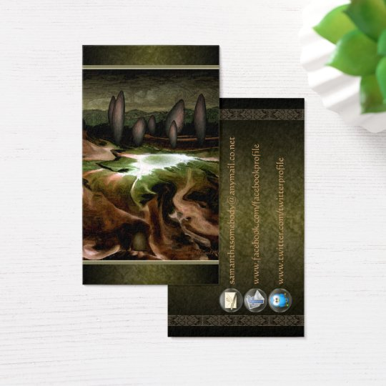 Standing Stone Circle Profile Cards