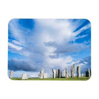 Standing Stones of Callanish 1 Rectangular Photo Magnet