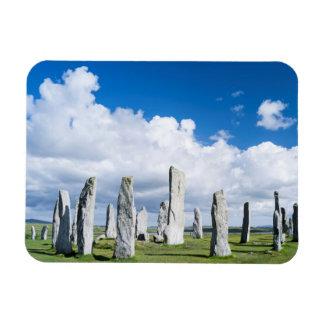 Standing Stones of Callanish 2 Rectangular Photo Magnet