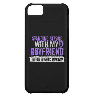 Standing Strong Boyfriend Hodgkins Lymphoma Case For iPhone 5C