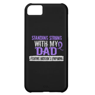 Standing Strong Dad Hodgkins Lymphoma Case For iPhone 5C