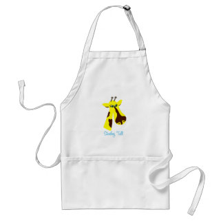 Standing Tall Adult Apron