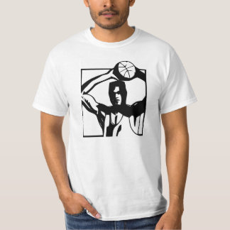 standing tall basketball player T-Shirt