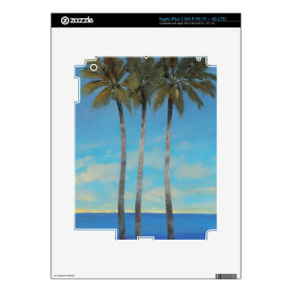 Standing Tall II Decals For iPad 3