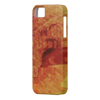 Standing Tall iPhone 5/5S, Barely There iPhone SE/5/5s Case
