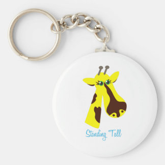Standing Tall Key Chains