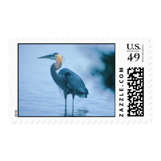 Standing Tall Postage Stamps