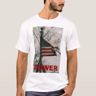 STANDING TALLER, POWER T-Shirt