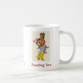 Standing Tara Coffee Mug