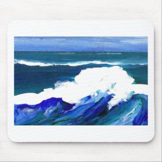 Standing Wave - CricketDiane Ocean Waves Mousepads