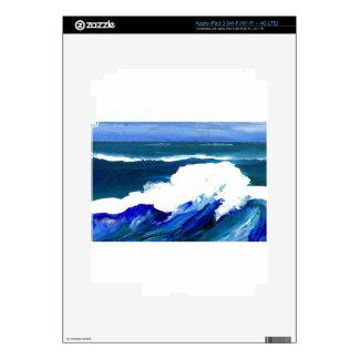 Standing Wave - CricketDiane Ocean Waves Skin For iPad 3