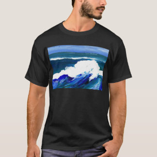 Standing Wave - CricketDiane Ocean Waves T-Shirt