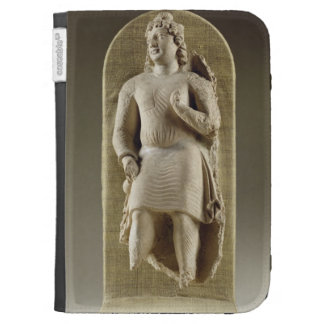 Standing youth or Maitreya, Gandhara (stucco) Case For Kindle