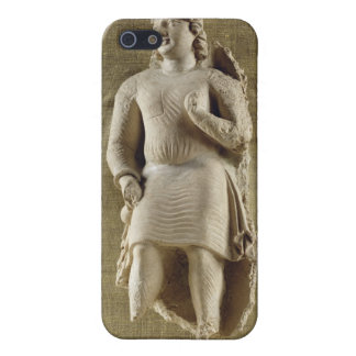 Standing youth or Maitreya, Gandhara (stucco) Cover For iPhone SE/5/5s