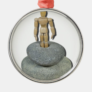 StandingInRut092512 copy.png Metal Ornament