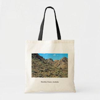 Standley Chasm, Australia Canvas Bag