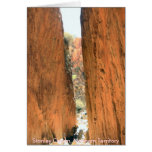 Standley chasm cards