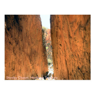 Standley chasm post card