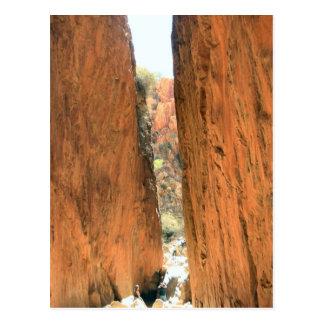 Standley chasm postcard