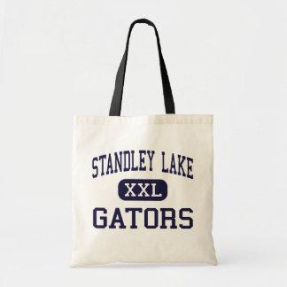 Standley Lake - Gators - High - Westminster Canvas Bag