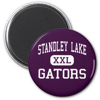 Standley Lake - Gators - High - Westminster Fridge Magnet