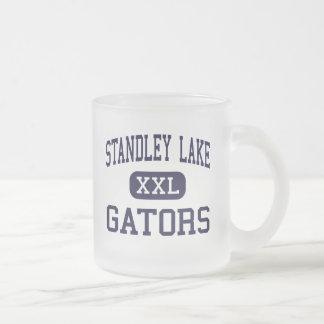 Standley Lake - Gators - High - Westminster 10 Oz Frosted Glass Coffee Mug