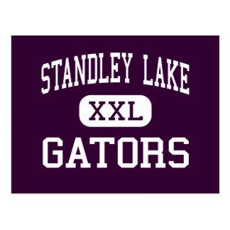 Standley Lake - Gators - High - Westminster Postcard