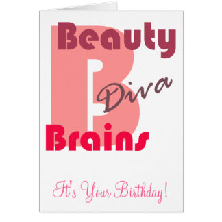 Standout, It's Your Birthday! Greeting Card