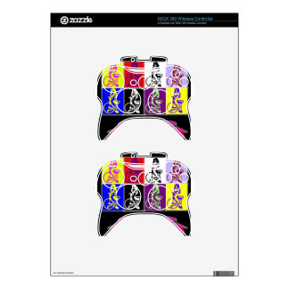 standout_multi and GF_WC Xbox 360 Controller Skins