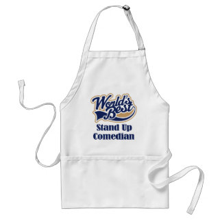 Standup Comedian Gift Adult Apron