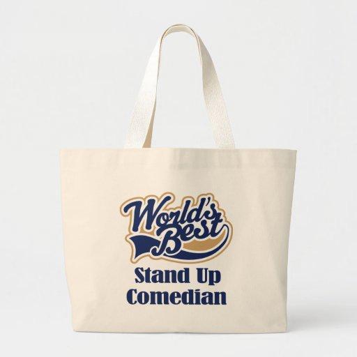 Standup Comedian Gift Jumbo Tote Bag