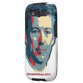 StandwithRand 2016 device case Samsung Galaxy SIII Cover