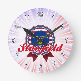 Stanfield, O Relojes