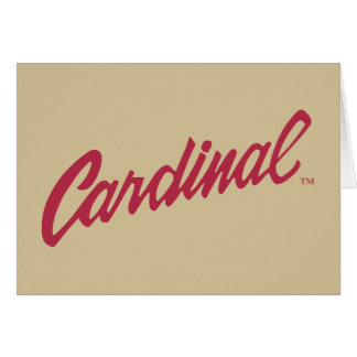 Stanford Cardinal Cards