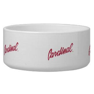 Stanford Cardinal Pet Food Bowls