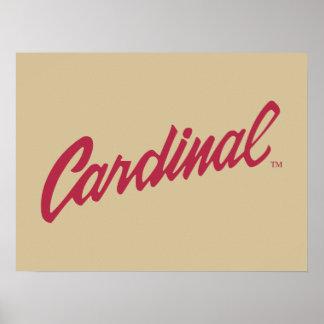 Stanford Cardinal Poster