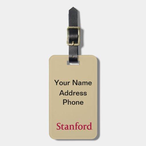 Stanford Etiqueta Para Maleta