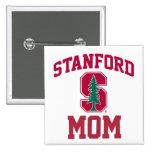Stanford Family Pride 2 Inch Square Button