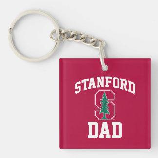 Stanford Family Pride Keychain