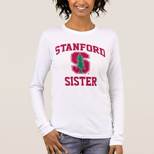 Stanford family pride long sleeve t shirt zazzle for Stanford long sleeve t shirt